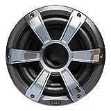 450 watt subwoofer - Fusion Entertainment SG-SL10SPC 450W Sports Marine Subwoofer with LED, Chrome, 10