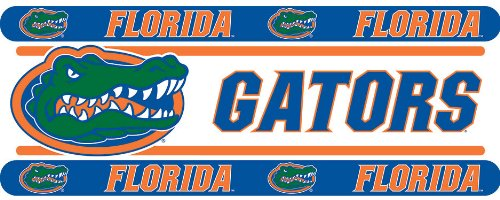 NCAA Florida Gators Wall Border Roll - College Football Self Stick