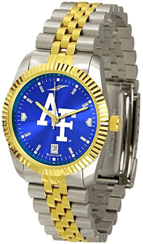 Falcons Executive Mens Watch (SunTime Air Force Academy Falcons Executive AnoChrome Men's Watch)