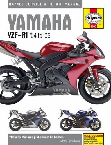Yamaha: YZF-R1 '04 to '06 (Haynes Service & Repair Manual) ebook