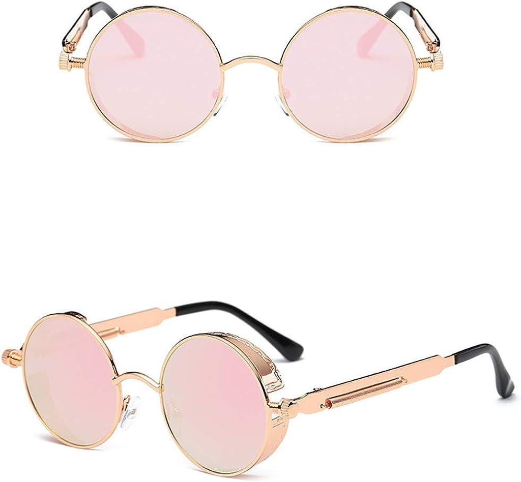 Stoota Unisex Vintage Eye Sunglasses,Retro Eyewear Fashion Radiation Protection