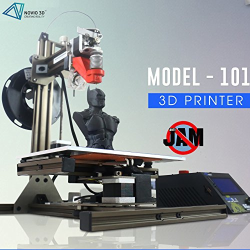 NOVIO-3D-Foldable-3D-Printer-First-In-The-World-Anti-Jam-Technology-Changeable-Nozzle-and-Upgradeable-To-Dual-Nozzle-Extruder-High-Definition-3D-Printing-With-Novio-3D-CNC-Transformer