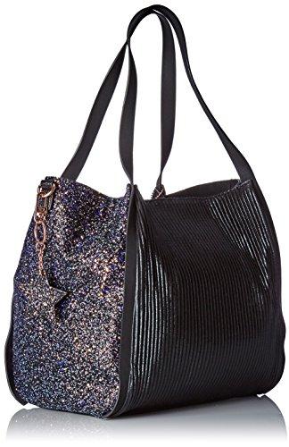 epaule Shopper Noir Lollipops Glitter porte femme Sac Alix Bucket Black 8wI0q1