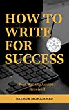 How to Write for Success