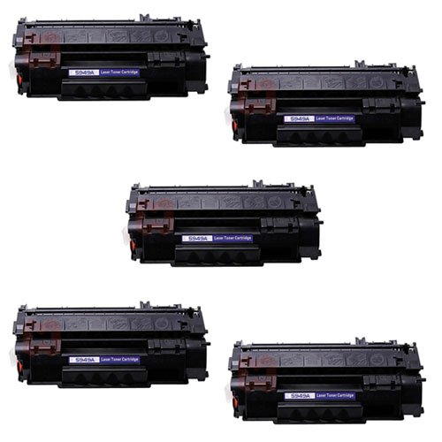 Amsahr Compatible Toner Cartridge Replacement for HP TH-Q...