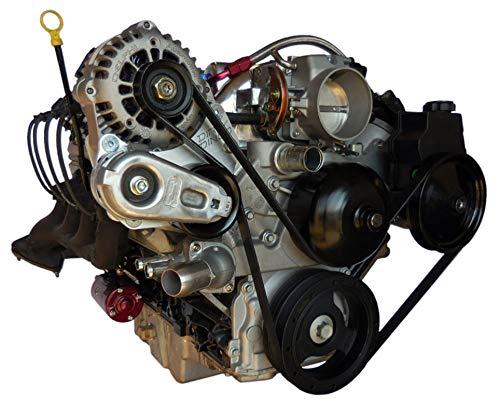 (Dirty Dingo Billet Alternator Bracket Passenger Side 1998-02 Camaro/Firebird LS1)