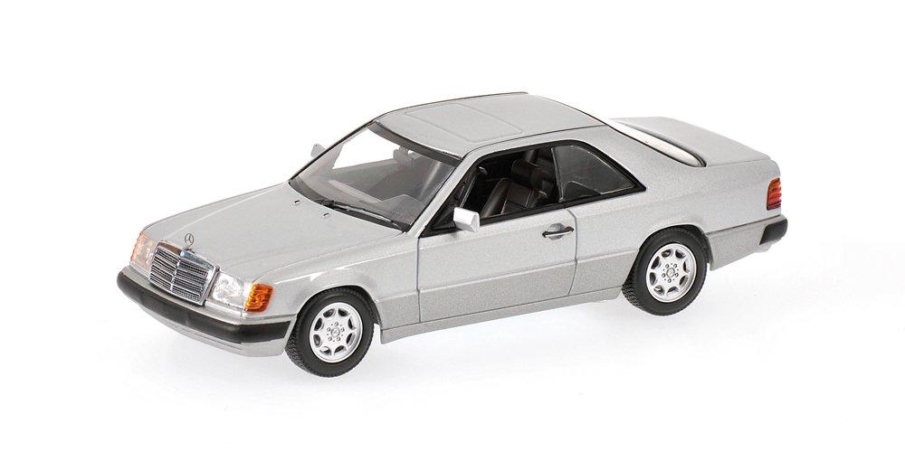PMA 1/43 メルセデス ベンツ 300CE 1990 シルバー 完成品 B00B65DBQS