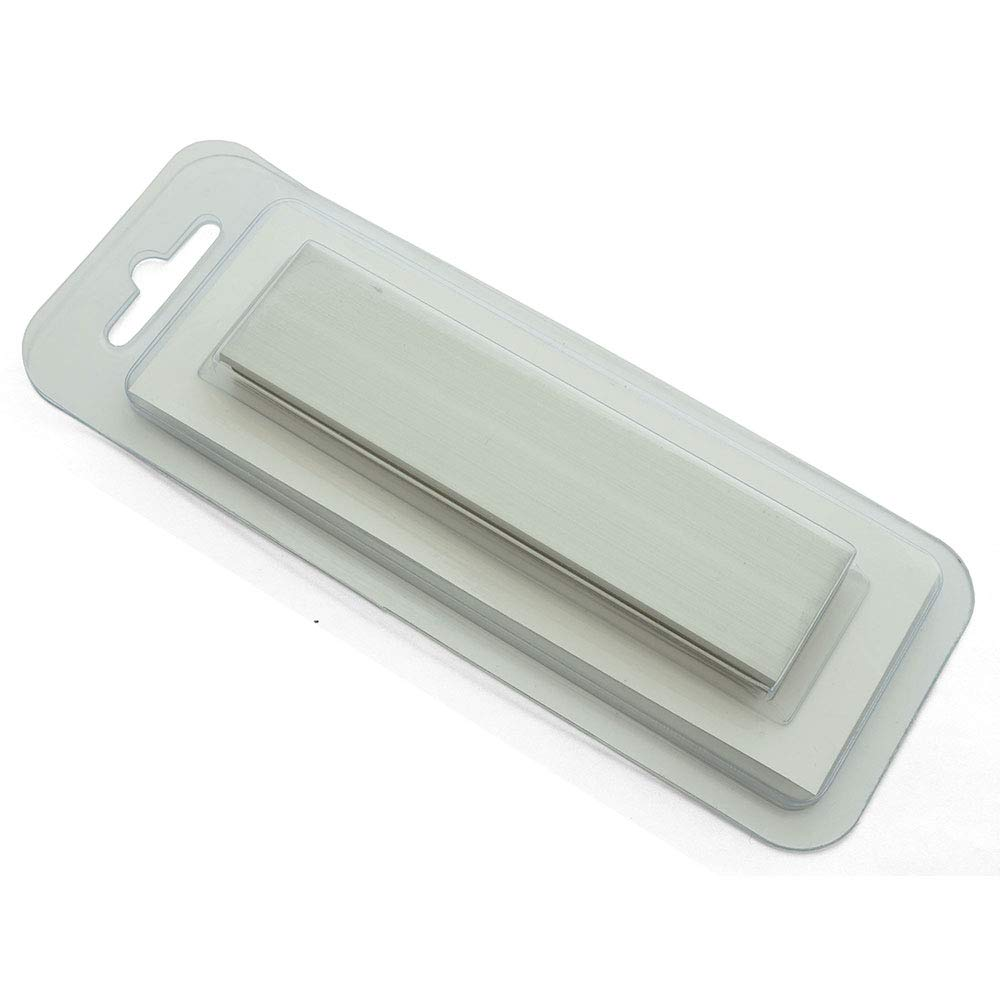 Norton Waterstone 4 x 1 x 0.25 Sharpening Stone with Aluminum Mounting for KME 220 grit