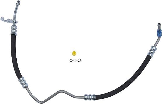 Power Steering Pressure Line Hose Assembly-Pressure Line Assembly Edelmann 80313