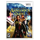 Lord of The Rings Aragorns Quest - Wii Standard Edition