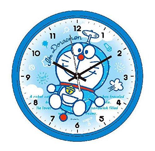 아임 도라에몽 벽시계 wall clock