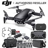 DJI Mavic Air Drone Quadcopter FLY MORE COMBO (Onyx Black) Travel Starters Bundle