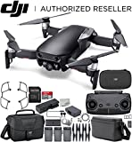 DJI Mavic Air Drone Quadcopter FLY MORE COMBO (Onyx Black) Travel Starters Bundle