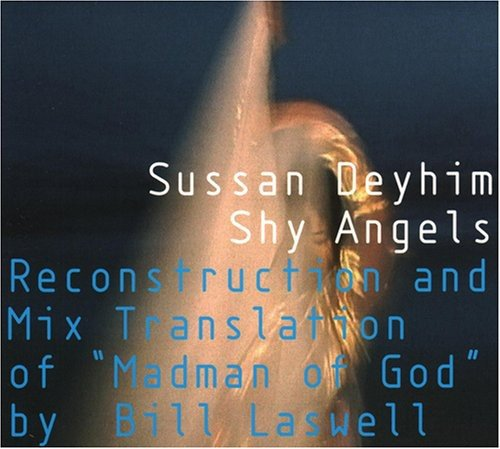 Cover of Shy Angels