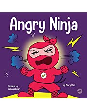 Angry Ninja: A Children's Book About Fighting and Managing Anger