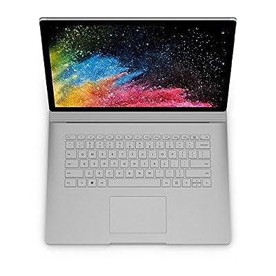Microsoft Surface Book 2 (Intel Core i7, 16GB RAM, 256GB) - 15in (Renewed)