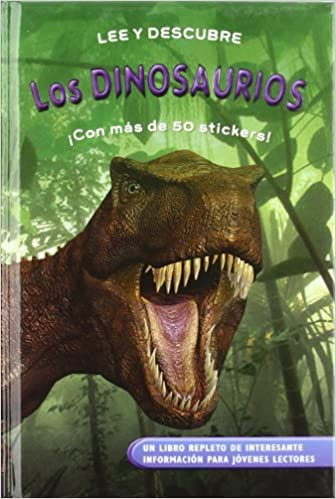 DINOSAURIOS C/STICKERS, LOS: JANINE AMOS: 9781407565781: Amazon.com: Books