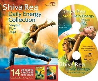 Amazon.com: SHIVA REA: DAILY ENERGY COLLECTION by Acacia ...