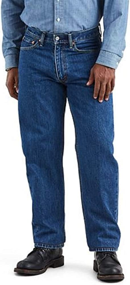 Levi's Men's 550 Relaxed Fit Jeans at  Men's Clothing store