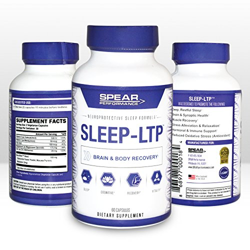 Sleep-LTP- Chamomile Sleep Aid- THE Best Natural, Non-Habit Forming Sleep Aid Available- Relax, Replenish, and Restore with Herbal & Mineral Ingredients. MONEY BACK GUARANTEE!