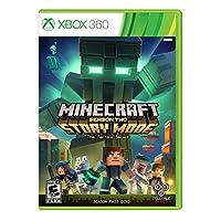 Minecraft: Modo historia - Temporada 2 - Xbox 360 Edición estándar
