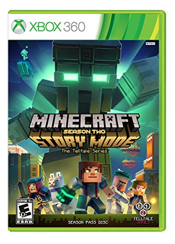 Stories Video Game (Minecraft: Story Mode - Season 2 - Xbox 360 Standard Edition)
