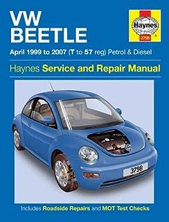vw new beetle 1998 10 haynes repair manual paperback amazon co rh amazon co uk haynes new dad manual haynes manuals new zealand
