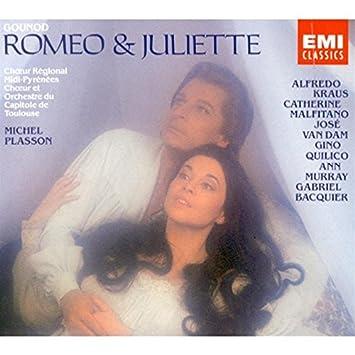 Romeo Et Juliette (französische Gesamtaufnahme) - Alfredo Kraus ...