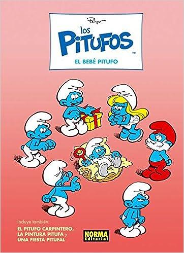 Los Pitufos 13. El bebé Pitufo INFANTIL Y JUVENIL - 9788467913934: Amazon.es: Peyo e Y. Delporte: Libros