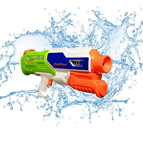 물총 초강력 비거리 워터 건 마이크로 버스트 최강 대용량 고성능 여름의 단골 수영장 해변 물놀이 수영장 선물 어린이 성인 물총