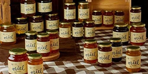 Miel de Romero de España 500 grs - Miel Pura de Abejas 500 grs - Miel Natural 100 % 500 grs: Amazon.es: Alimentación y bebidas