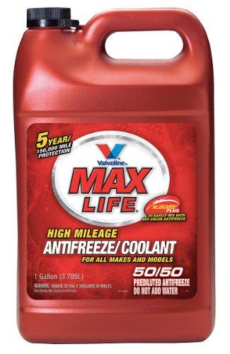 Valvoline MaxLife Universal Antifreeze/Coolant, Ready to Use - 1gal (719005)
