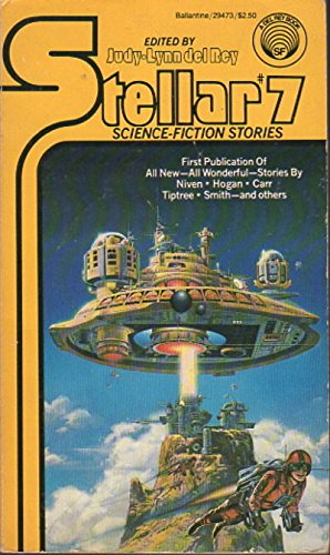 Stellar #7: Science Fiction Stories