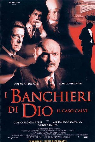 The Bankers of God [Region 2] (The Bankers Of God The Calvi Affair)