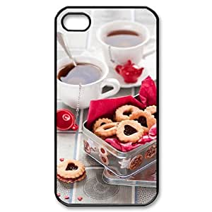 Afternoon Tea DIY Cover Case with Hard Shell Protection for iphone 6 plus 5.5 Case lxa#411995