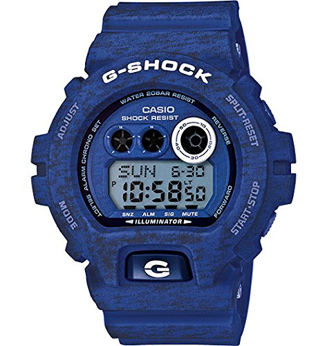 G Shock Mens GDX6900HT Blue Watch