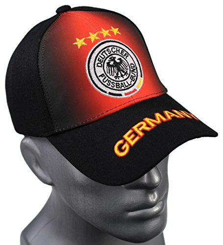 """878a3b2bc High End Hats National Soccer Football Team Faded Shadow Ombre Hat  Collection """" Embroidered Adjustable"""