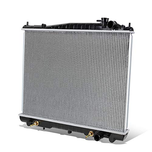 - For 98-04 Nissan Frontier/Nissan Xterra AT Lightweight OE Style Full Aluminum Core Radiator DPI 2215
