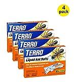 TERRO Ant Killer Liquid Ant Baits (pre-filled) , (4 Pack)
