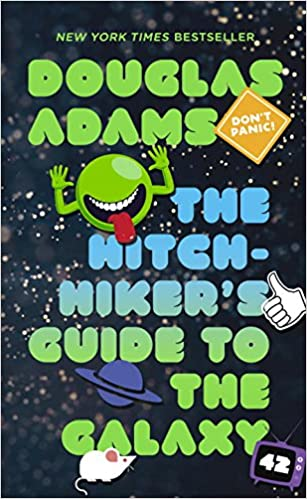 The Hitchhikeru0027s Guide To The Galaxy: Douglas Adams: 9780345391803:  Amazon.com: Books