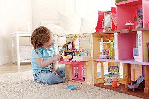 toys & games, baby & toddler toys,  sorting & stacking toys  discount, Fisher-Price Loving Family Bathroom Playset deals5