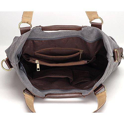 C Nuovo Hobo Tela Bag Borse A Spalla b Donna Borse Nclon Tracolla Borsa Grande Handbag Shoulder Messenger qfHUSaw