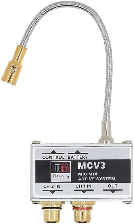 Muslady - Sistema de pastilla dual para guitarras acústicas, micrófono y orificio para sonido: Amazon.es: Instrumentos musicales