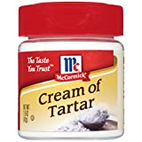 McCormick Cream Of Tartar, 1.5 oz