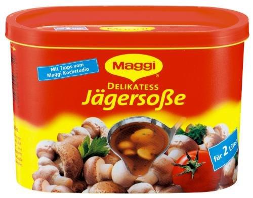 Maggi Jager Sauce (Hunter Sauce) - Hunter Knorr