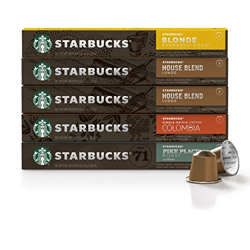 Starbucks by Nespresso Mild