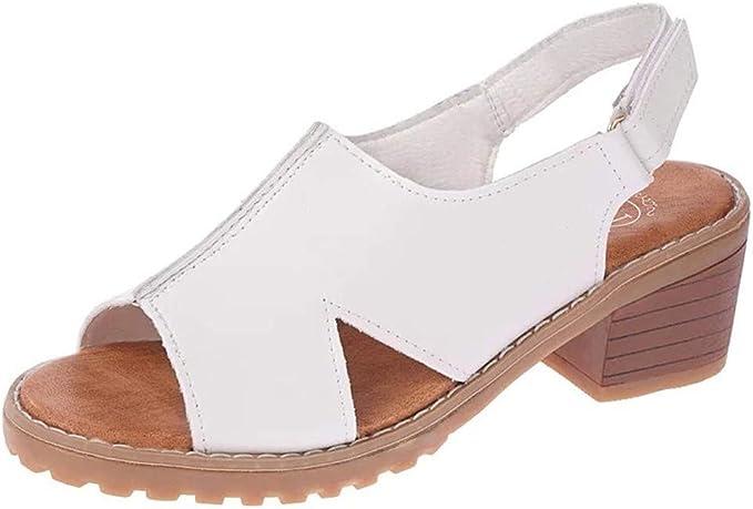 Sandali Da Donna Da Estate Peep Toe Sandali Elegante Sandali