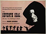 The Seventh Seal POSTER Movie (30 x 40 Inches - 77cm x 102cm) (1957)