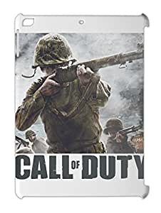 Call Of Duty iPad air plastic case