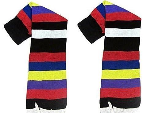 OSAKA NINJA-TABIS calcetines RAINBOW tamaño superior Unisex ...